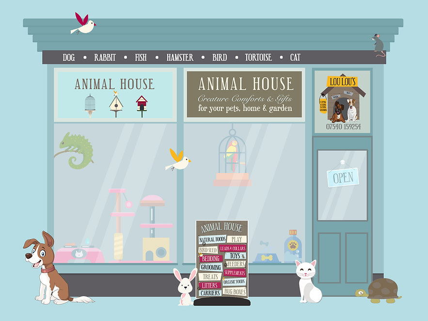 Animal House Bridport Shop Front 3.jpg