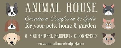 Animal House Bridport, 8 South Street