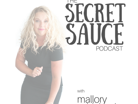 """How a business owner and mother of 4 handles """"mom guilt"""" with Mallory Schlabach"""