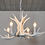 Thumbnail: Deer antler cosy 4 candle lights