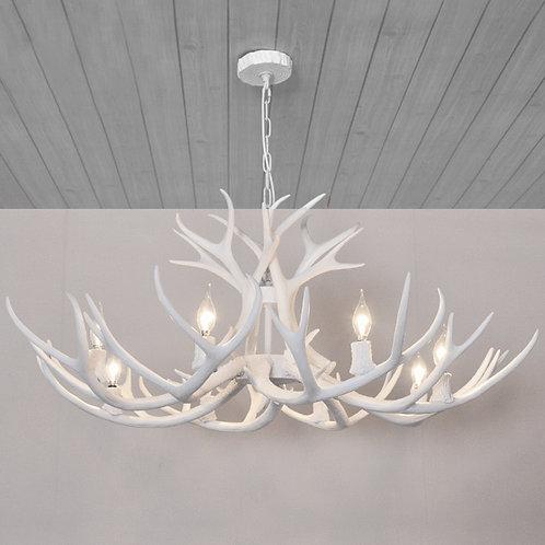 Deer antler elegant 8 candle lights