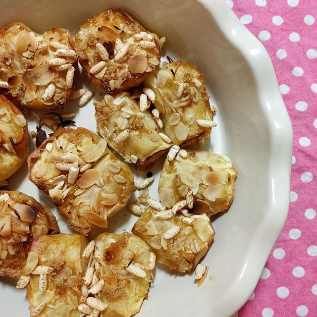 Baked apple delights