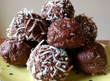 Choc - Mint Protein Balls