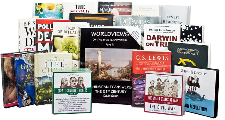 Worldviews Year III: Complete Collection