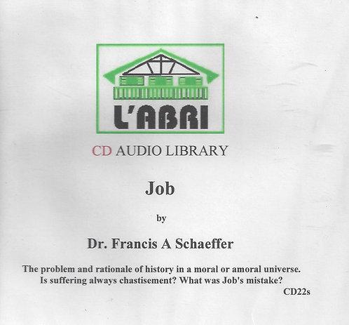 CD - Job (Dr. Francis Schaeffer)
