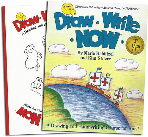Draw. Write. Now. - Book Two