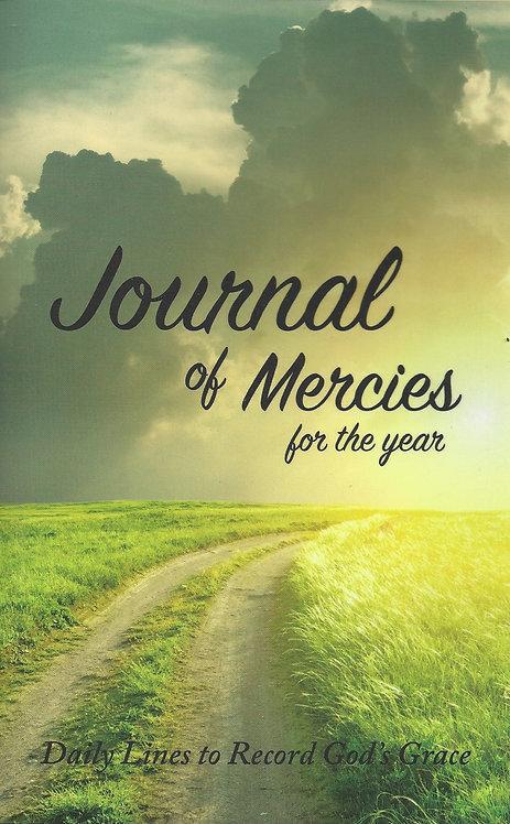 Journal of Mercies
