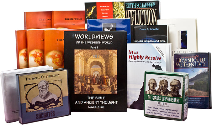 Worldviews Year I: Complete Set