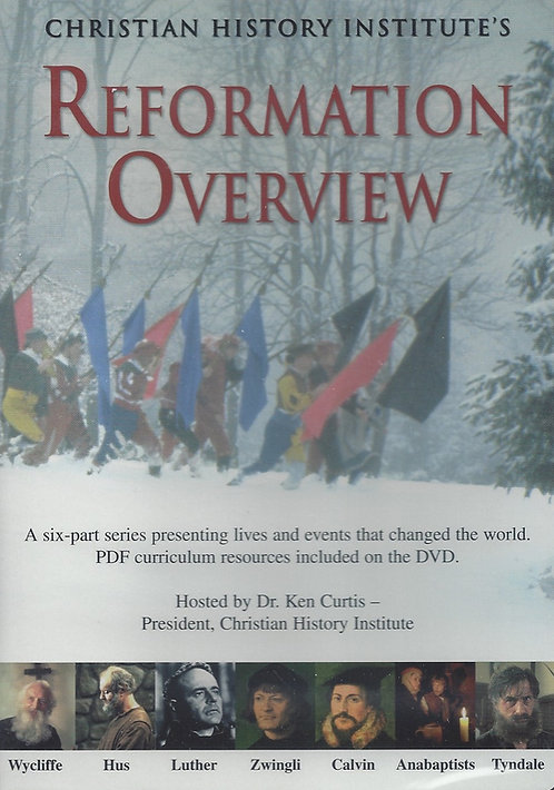 The Reformation Overview DVD