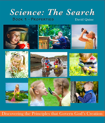 Science: The Search Book 1 - Properties