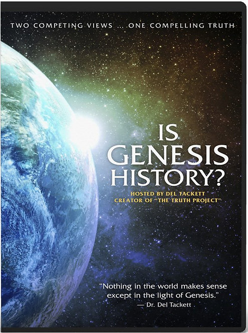 Is Genesis History? DVD (not included in WVI Set)