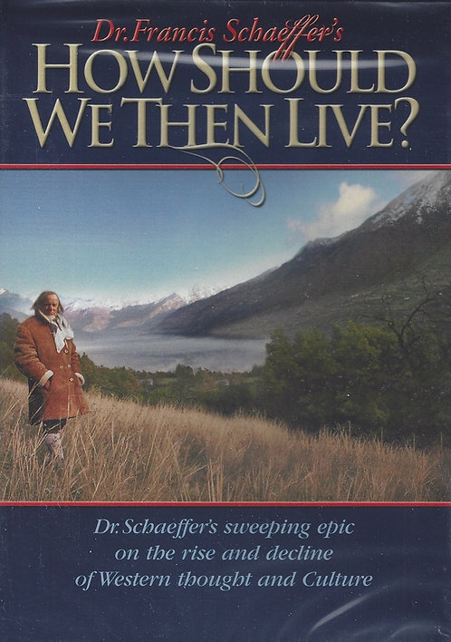 How Should We Then Live? DVD