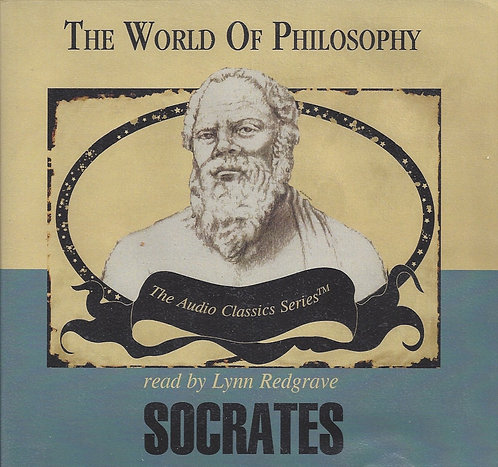 Socrates CD set (World of Philosophy Series)