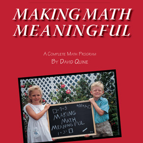 3 in 1: Making Math Meaningful