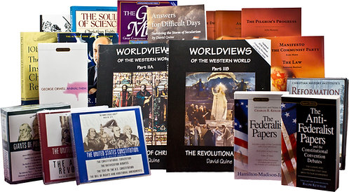 Worldviews Year II: Complete Collection