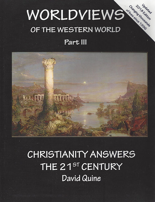 Worldviews Year III: Research Teaching Syllabus