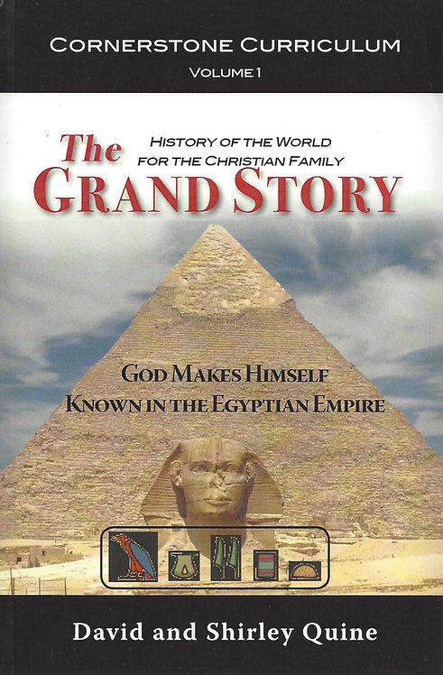 Grand Story Volume 1 - The Egyptian Empire