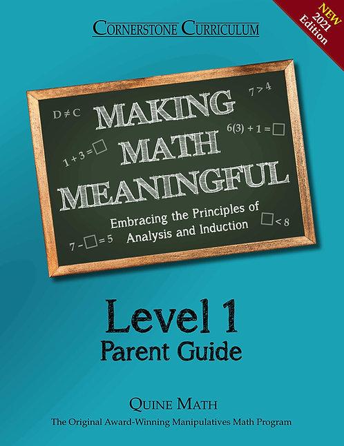 Level 1 Making Math Meaningful