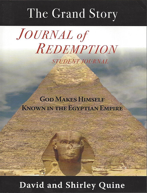Grand Story: Egypt - Journal of Redemption