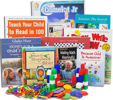 Kindergarten: Complete Homeschooling Collection