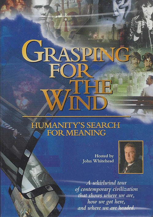Grasping for the Wind - DVD