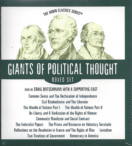 Giants of Political Thought