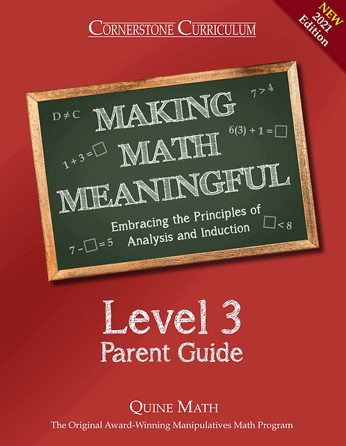 Level 3 Making Math Meaningful