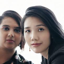 Sandhya Sriram and Kayi Ling