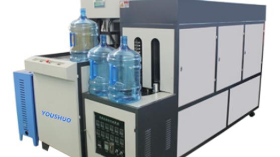 20L semi automatic bottle blowing machine