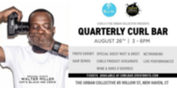 August Quarterly Curl Bar
