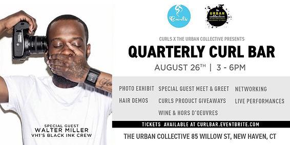 August Quarterly Curl Bar