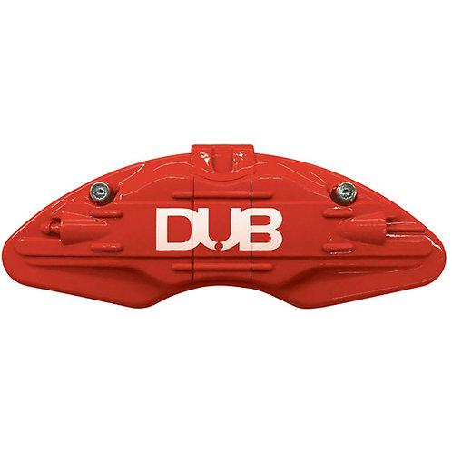 capa para pinça de freio vermelha