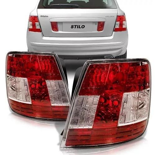 Lanterna Traseira Stilo - 2008/2011 - CANTO