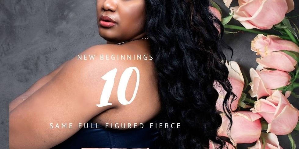 Full Figured Fierce 10 Year Anniversary Charity Fashion Show