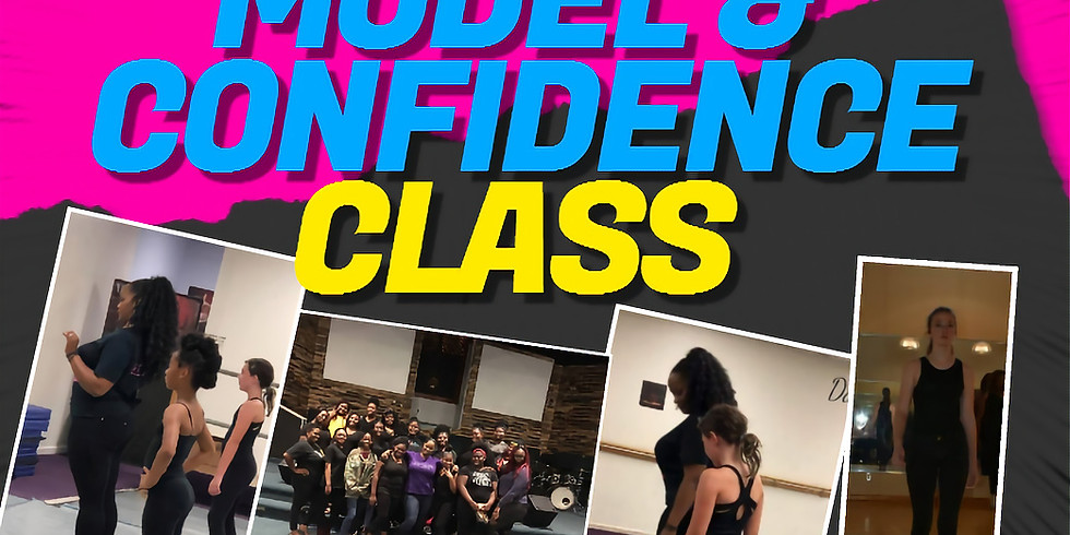 Full Figured Fierce TEEN Model Class