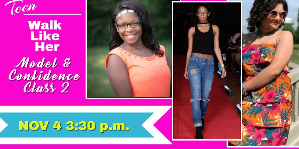 Teen Empowerment Model Day