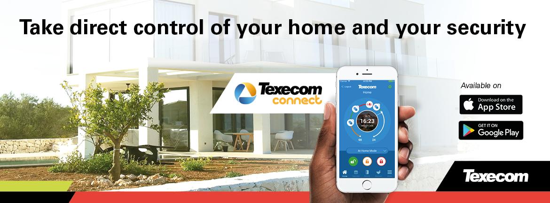 Texecom Alarm