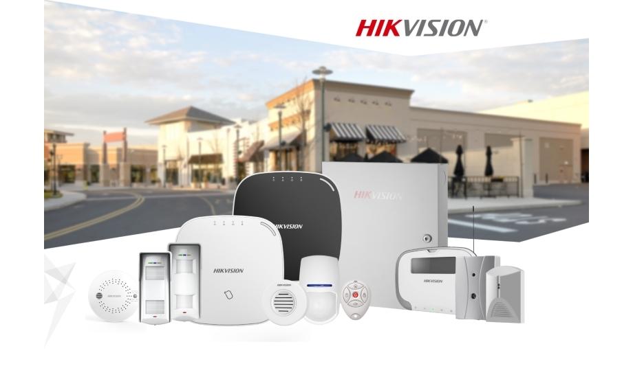 HikVision Alarm