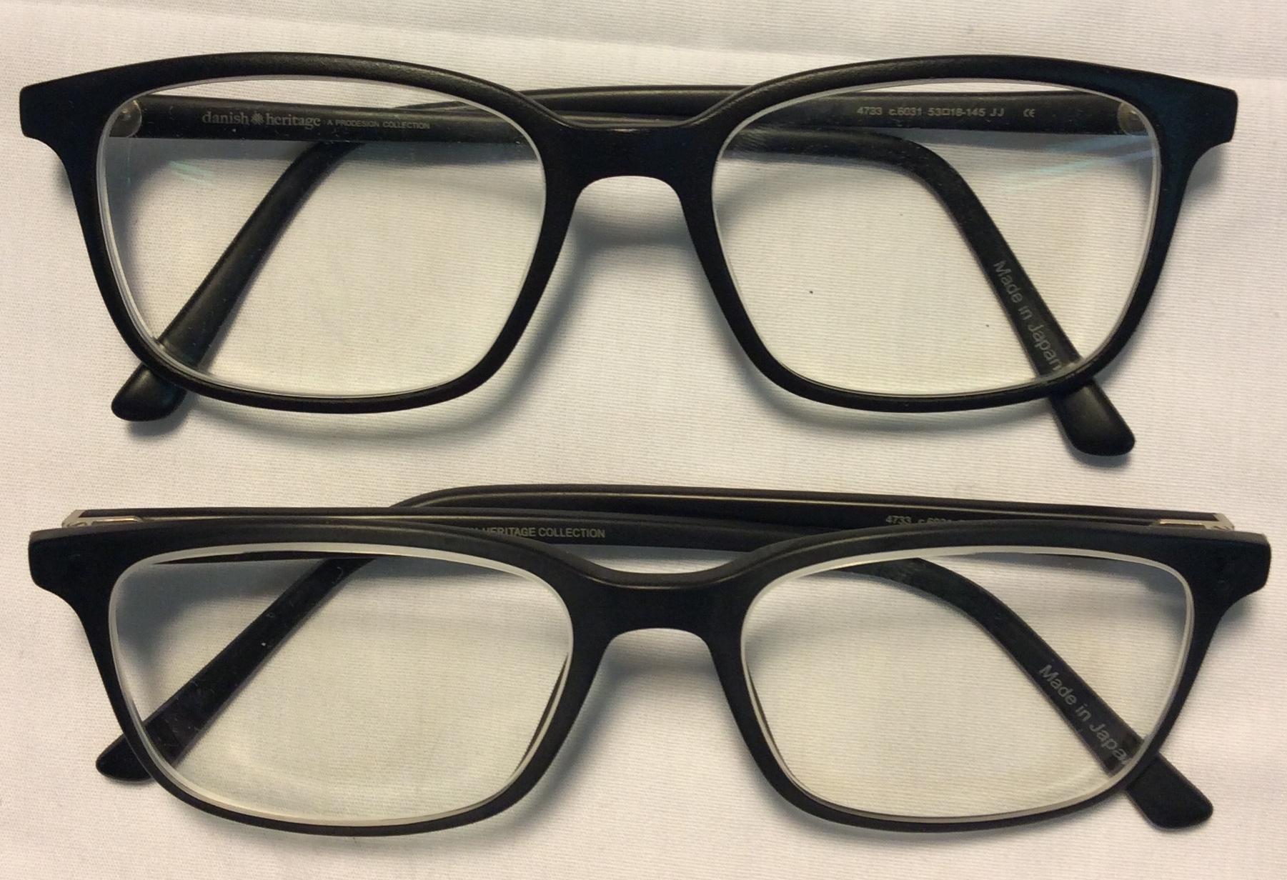 Danish Heritage Black/charcoal