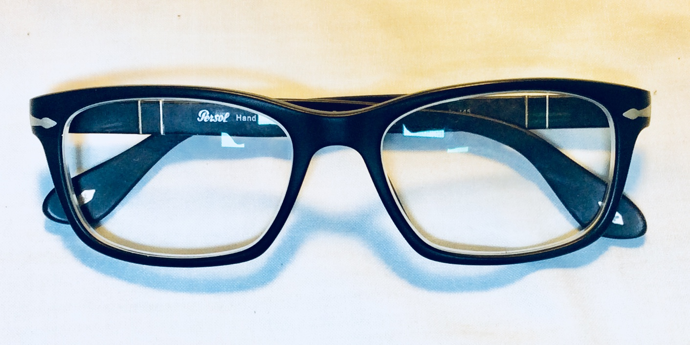 Black Rims eyeglasses