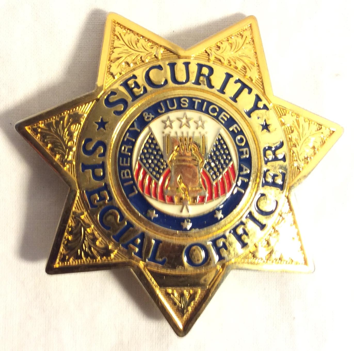 Gold Star Badges
