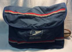 US Postal Service Shoulder Bag, Blue