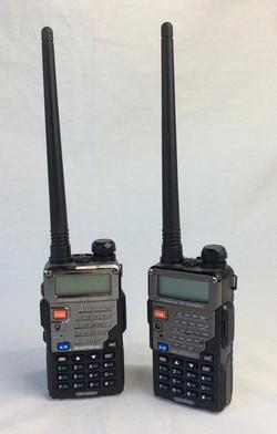 Baofeng UV-5RE Radio's, functional