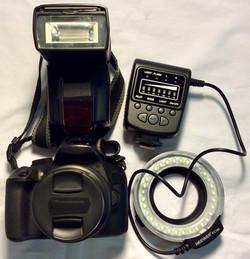 RCP CAM3: Canon Rebel T4 camera