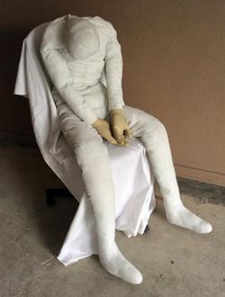 6' Soft stuff white body dummy