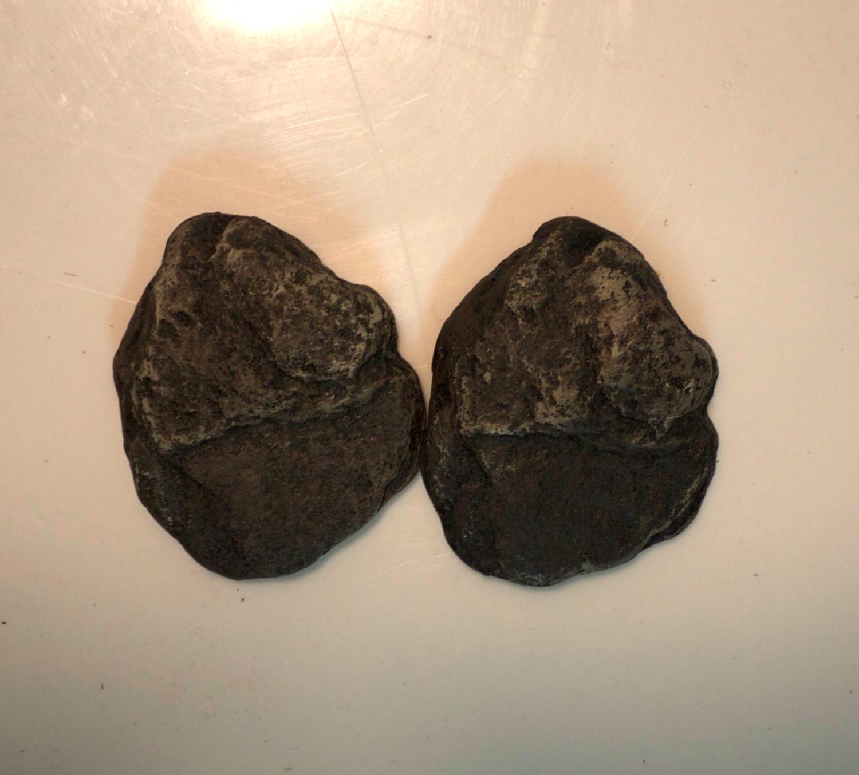 Rubber stones