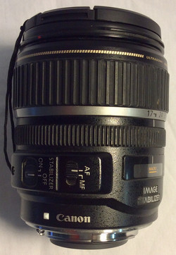 Ultrasonic Macro lense with lense