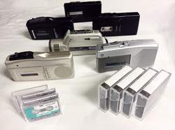 Assorted Voice recorders