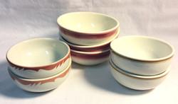 Vintage Diner bowls - 3 styles