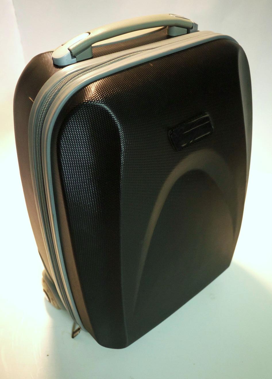 Black Shell Luggage